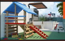 Título do anúncio: Lançamento no Bessa, apartamento, varanda, área de lazer e elevador