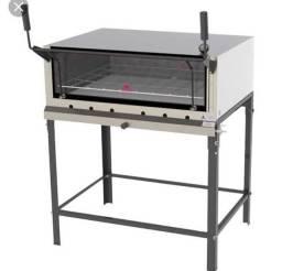 Vendo um forno industrial pouco tempo de uso
