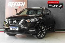 Nissan Kicks SV Limited CVT 2017