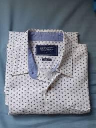 Título do anúncio: Camisa Social Marfinno Masculina