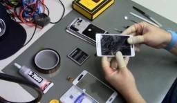 Conserto de Celular: Troca de Tela, Bateria, Conector e DOC de Carga