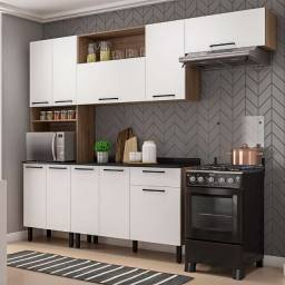 Título do anúncio: Cozinha Acácia completa Itatiaia - Entrega Rápida