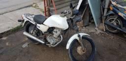 HONDA/CG 125 CARGO 98 com Recibo