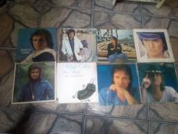 Lote LPs Roberto Carlos