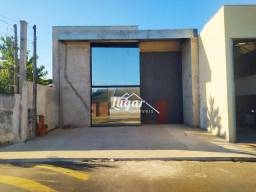 Título do anúncio: Barracão para alugar, 260 m² por R$ 4.200,00/mês - Jardim Esplanada - Marília/SP