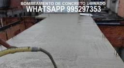 Concreto Bombeado Concreto Usinado Caminhão Betoneira em Irajá