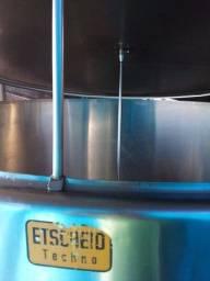 Resfriador de leite 2000L