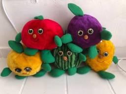Título do anúncio: Frutas de pelucia 70 reais