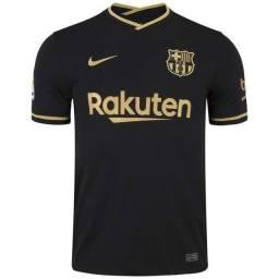 Camisa do Barcelona temp 2020