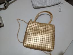 Bolsa dourada