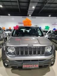 Jeep Renegade Longitude 1.8 modelo 2019 metálico, unico dono