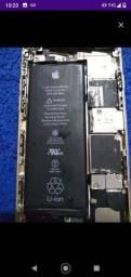 iPhone 6 Gold bateria