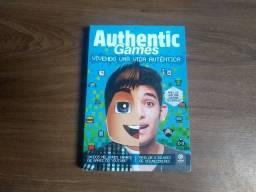 Livro: AuthenticGames - Vivendo um Vida Autêntica