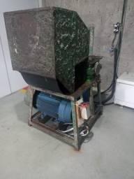 Moinho Triturador de plástico 30cv