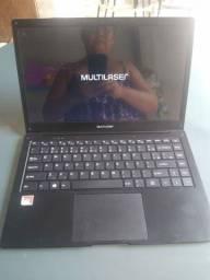 Notebook Multilaser