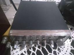 Rádio Px Voyager VR 87M com eco