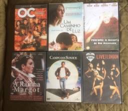 DVD filmes antigos