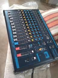 Mesa de som Oneal - 12 canais