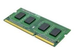 Memória DDR3L 1280S 11-13-84 4GB 1Rx8 1600ghz