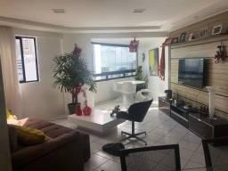 RB 074 Aparatamento todo reformado 3 quartos 128m² 2 suites 2 vagas cobertas -Boa viagem