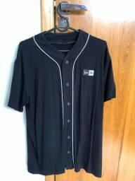 Camiseta de baisebol - NewEra