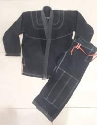Kimono Koral MKM Preto A1