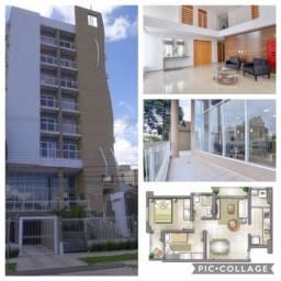 Moderno Apartamento para Alugar no Batel, Mobiliado, 2 Quartos e 1 Vaga Garagem