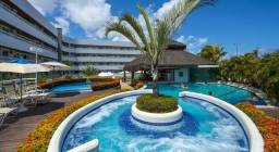 Apartamento 2 Suítes, no Blue Marlin Resort, Praia de Cotovelo, Natal/RN