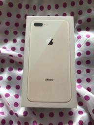 Apple iPhone 8 Plus 64gb Novo Anatel c/ Nota X Garantia