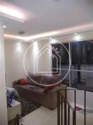 Apartamento para alugar com 3 dormitórios em Rocha, São gonçalo cod:848075