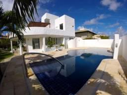 Vendo Mansão Vista Mar com 5 quartos, piscina em Condomínio Fechado Aracaju-SE