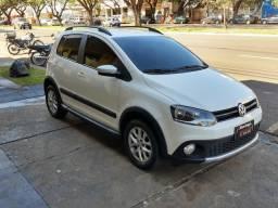 Volkswagen - Crossfox 1.6 Flex I Motion Branca 2014 - 2014