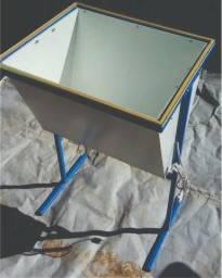 Mesa de Gravação - Para telas até 50x70 - Lampada UV