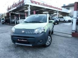 Fiat Uno way 1.0 4P - 2012