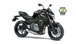 Kawasaki Z 650 abs ano 2020 - 2019