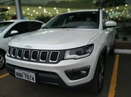 Jeep Compass Longitude 4x4 Diesel AT 2017 - 2017