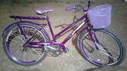 Vende-se bicicleta aro 26 tem documento ta nova mesma