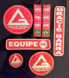 Patch Gracie Barra