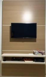 Painel para tv 100% mdf 2,45 de altura e 1,15 de largura