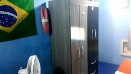 Quarto kit Indep/ c/cozinha no Recreio Casa Av das Américas Wi Fi