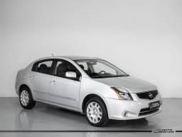 Nissan Sentra 2.0/ 2.0 Flex Fuel 16V Mec. - Prata - 2013 - 2013