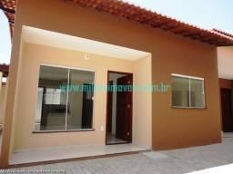 Zero De Documentação Em Extremoz/RN - Casa Em Condomínio Santos Dumont (54 m²)