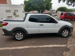 Pick-up strada working 1.4 flex ano 15/16   - 2016