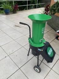 Triturador de resíduos orgânicos