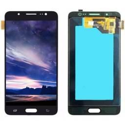 Display Completo / Tela Para Samsung J5 Metal Original já instalada