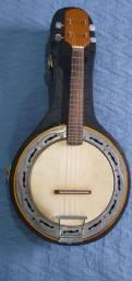 Banjo EB Luthier R$600,00 Cavaco Cavaquinho Aceito troca