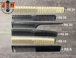 Pente/ escova Profissional para cabelo e barba - somos loja