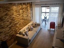 Flat de Luxo, 109 m² com 4 Quartos (1 Suíte), Mobiliado - Gravatá