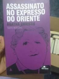 Livro ASSASSINATO NO EXPRESSO ORIENTE