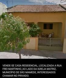 Venda de Casa em São Mamede/PB